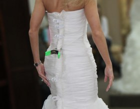 The Secret To Affordable Wedding Dress Alterations